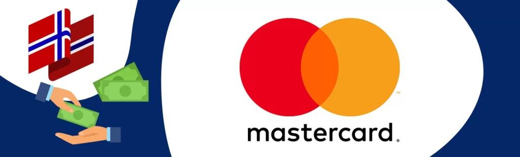 Bruk av Mastercard i nettcasino