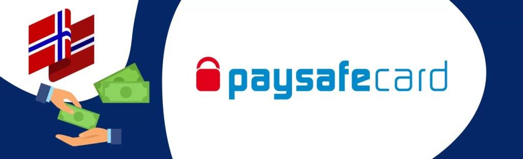 Benytt Paysafe betalingsmetode på nett