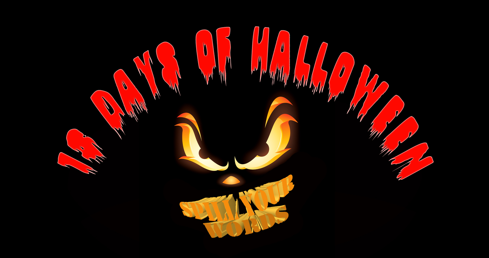 13 Days of Halloween series submission page at Spillwords.com