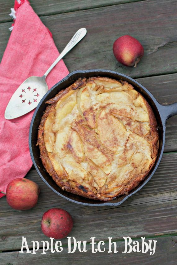Apple Dutch Baby by angela roberts