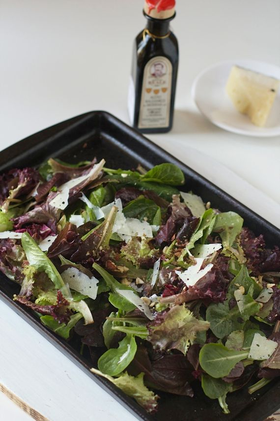 Roasted Spring Mix