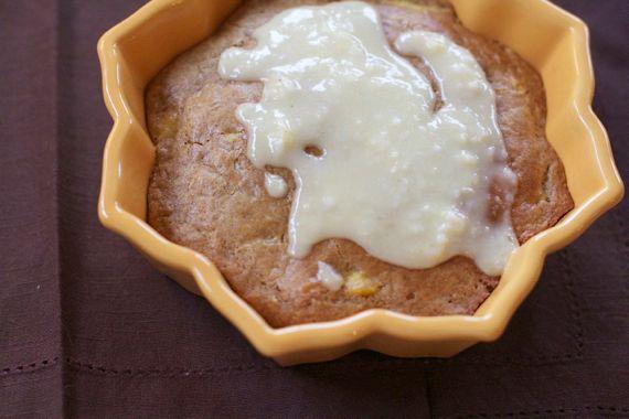 PIneapple Flower Breakfast Cake