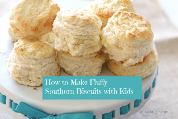 My Fluffy Homemade Biscuits Video by Angela Roberts