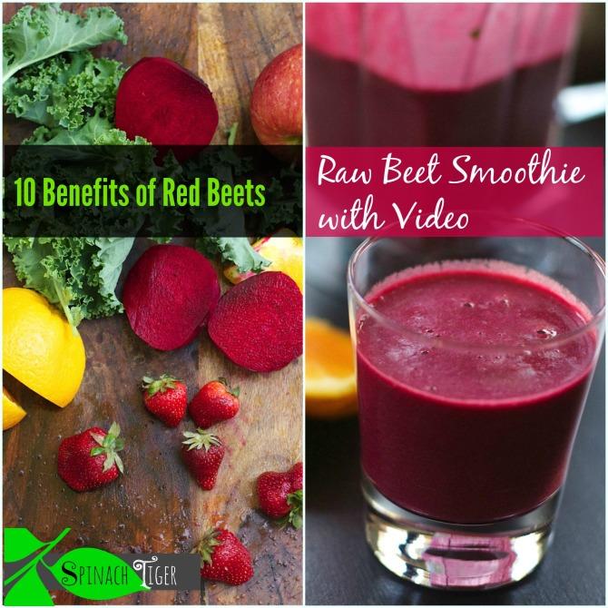 Red Beet Vitamix Smoothie Recipe by angela roberts