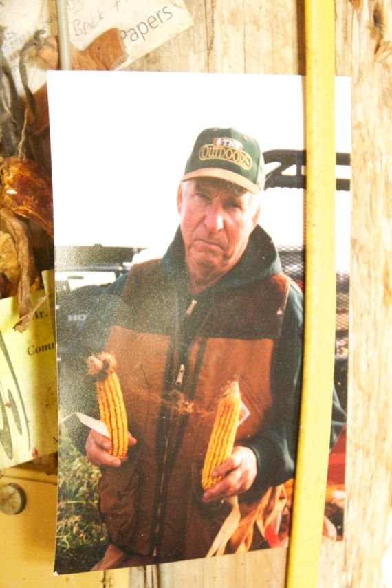 Mr. Bob Burns Farm Produce Stand Open for the Summer by Angela Roberts
