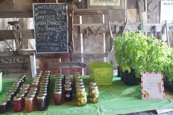 Burns Farm Produce Stand Open for the Summer 9  by Angela Roberts