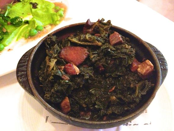 Proof on Main Braised Greens in Louisville by Angela Roberts