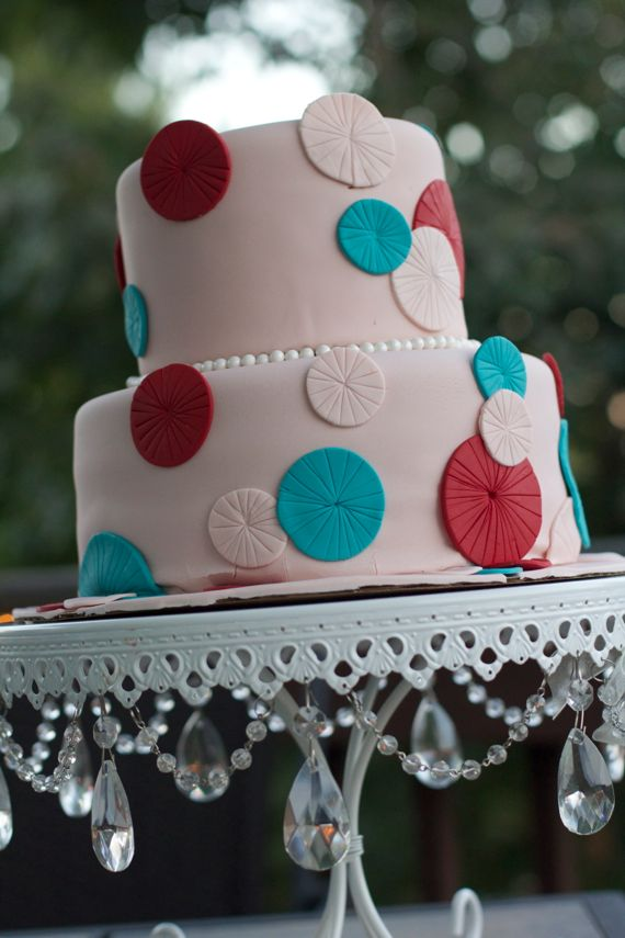 Birthday cake for fun party by Angela Roberts