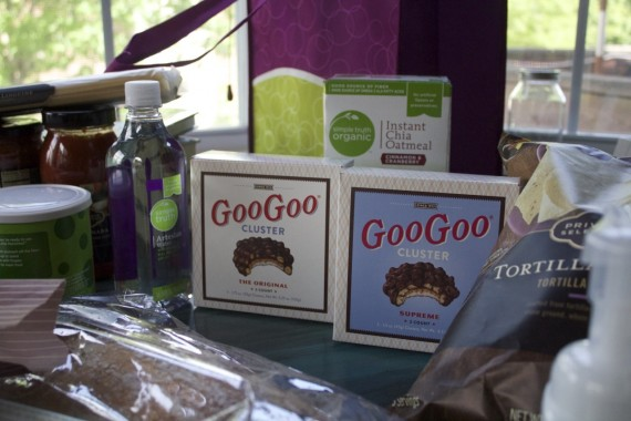 Goo Goo Clusters at Kroger by Angela Roberts