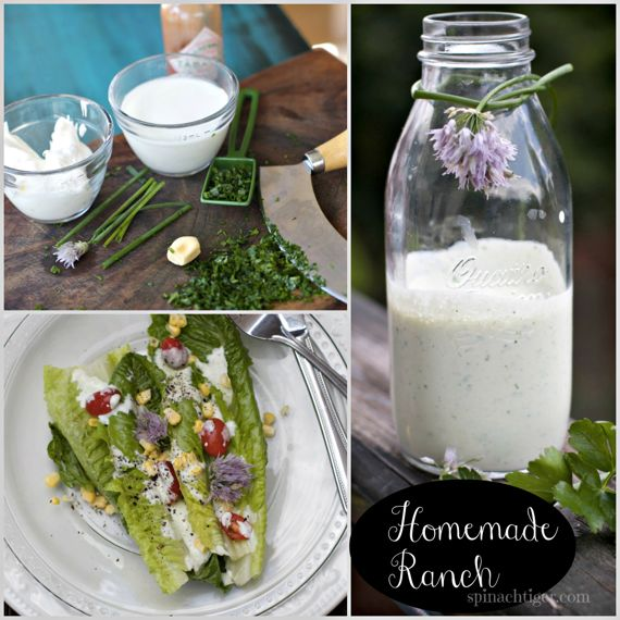Buttermilk Ranch Dressing and My Writing Blogging Process by Angela Roberts