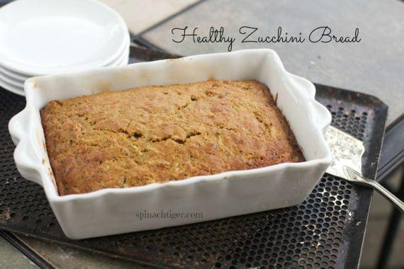 Healthy Zucchini Bread2 by Angela Roberts