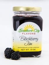 Zack's Blackberry Jam by Angela Roberts