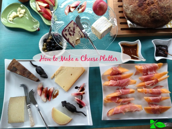 How to Make a Cheese Platter by Angela Roberts