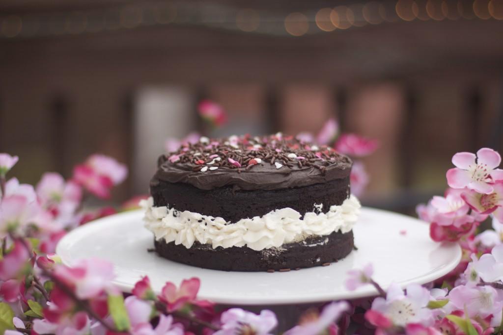 Chocolate Fudge Cake Video by angela roberts