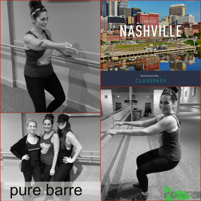 Pure Barre at Class Pass Nashville by Angela Roberts