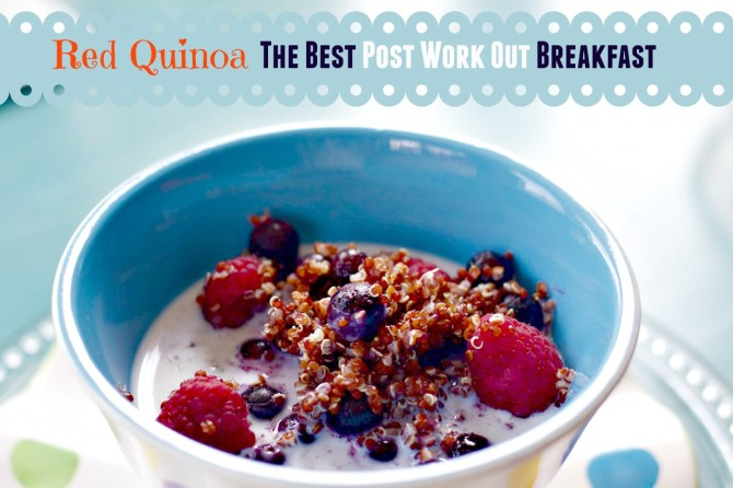 How to Cook Red Quinoa