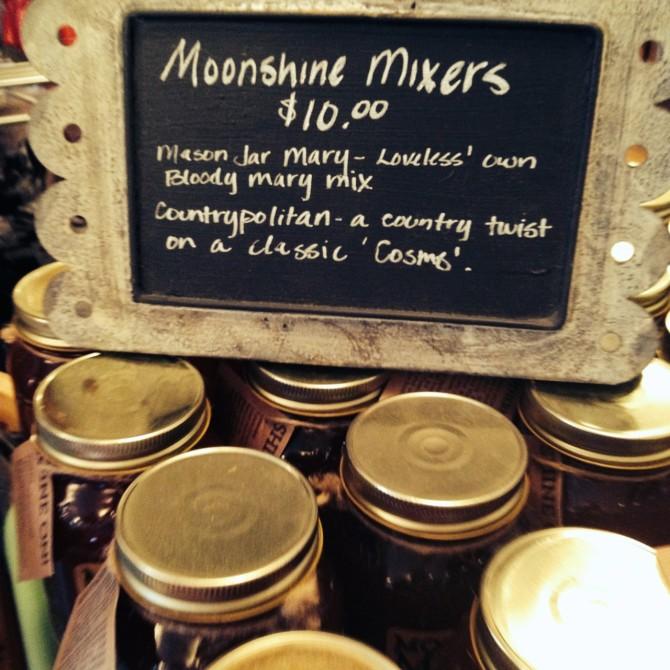 moonshine mixers