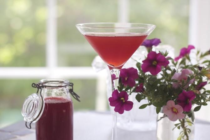 Strawberry Martini Recipe by angela roberts