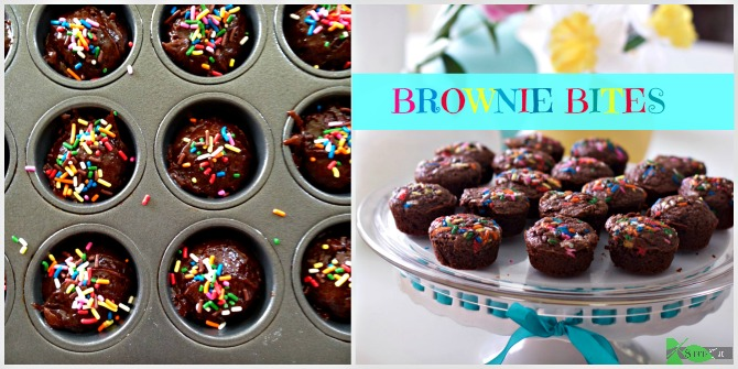 How to Make Easy Brownie Bites Made with Cocoa Powder from Spinach Tiger