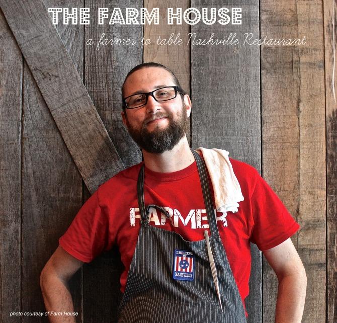 The Farmhouse Chef Trey Coccia