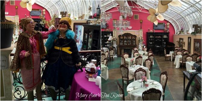 St. Louis Weekend Foodie Get Away, Mary Ann's Tea Room