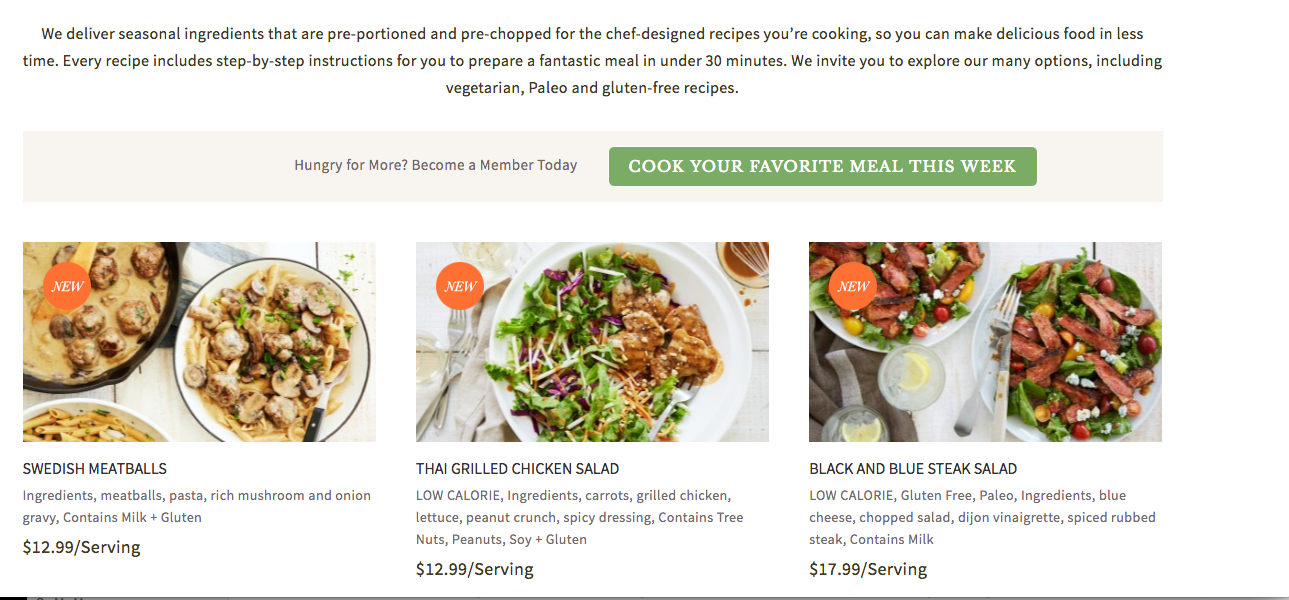 What is Terra's Kitchen Best Meal Delivery Service by Angela Roberts