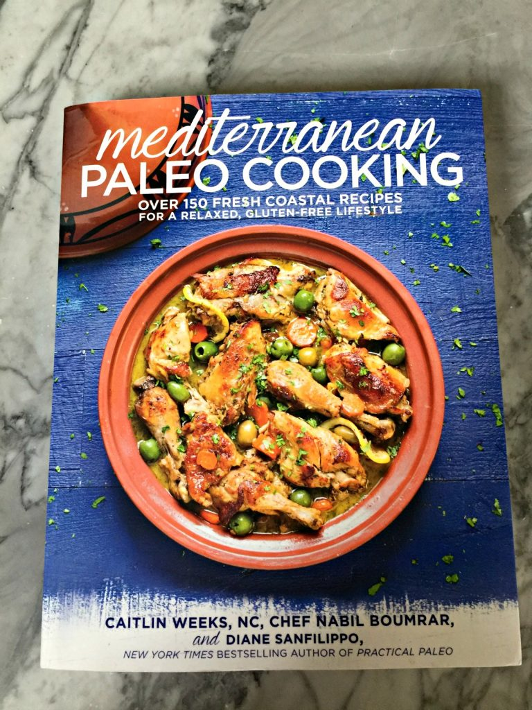 Mediterranean Paleo Cooking Cookbook by Spinach Tiger