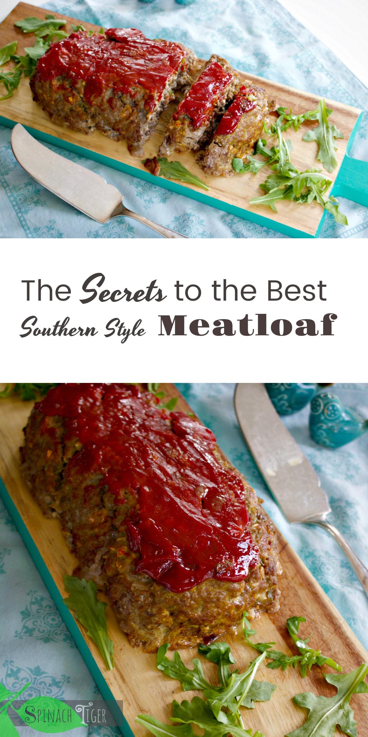 Best Southern Meatloaf