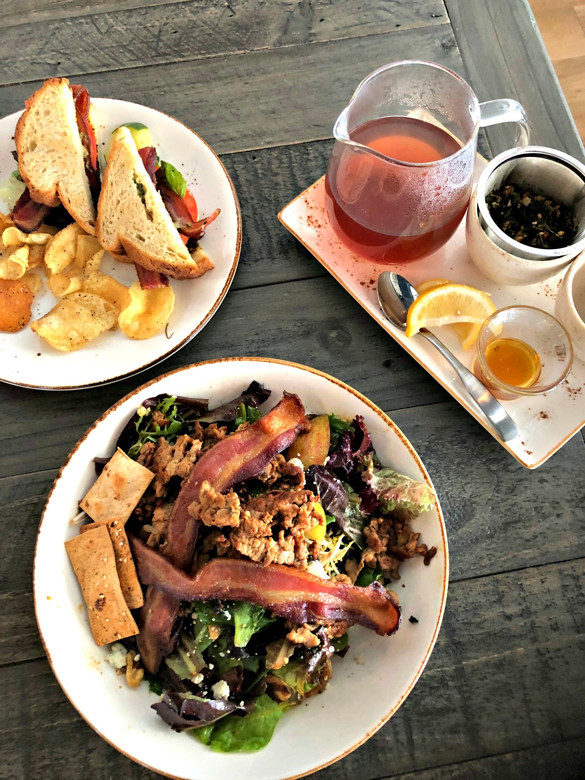 Nashville Restaurants: Cafe at Thistle Farms