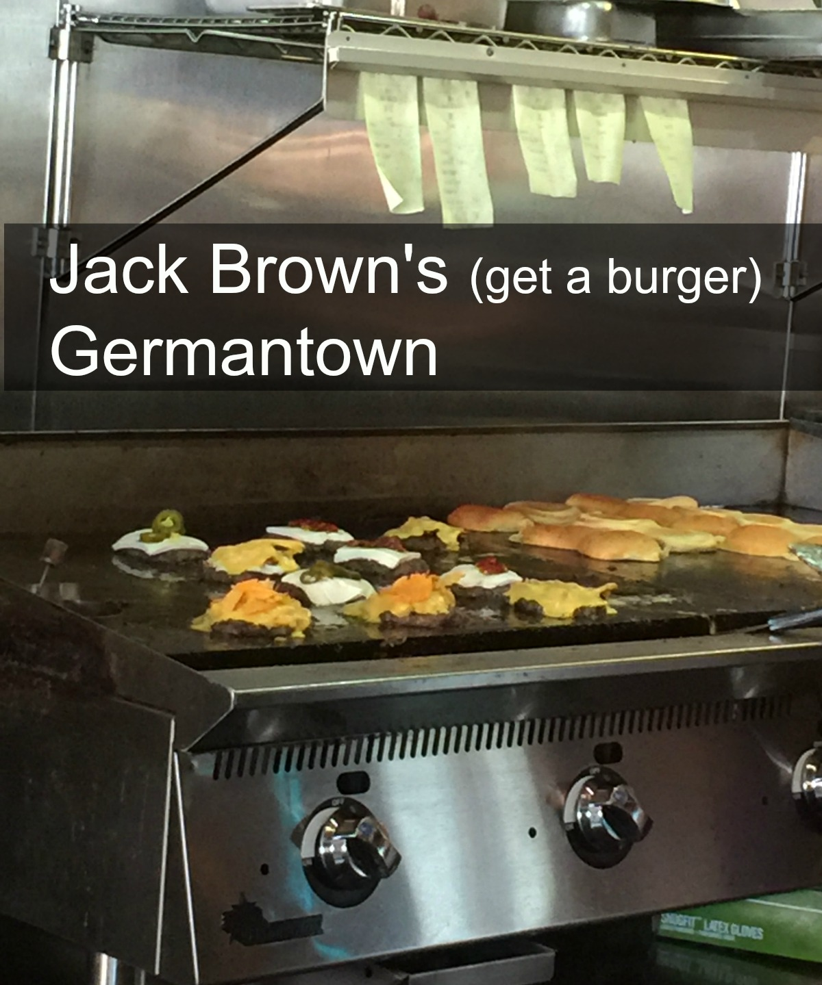 Nashville's Best Burgers: Jack Brown's from Spinach Tiger