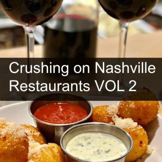 Nashville Restaurants VOL 2