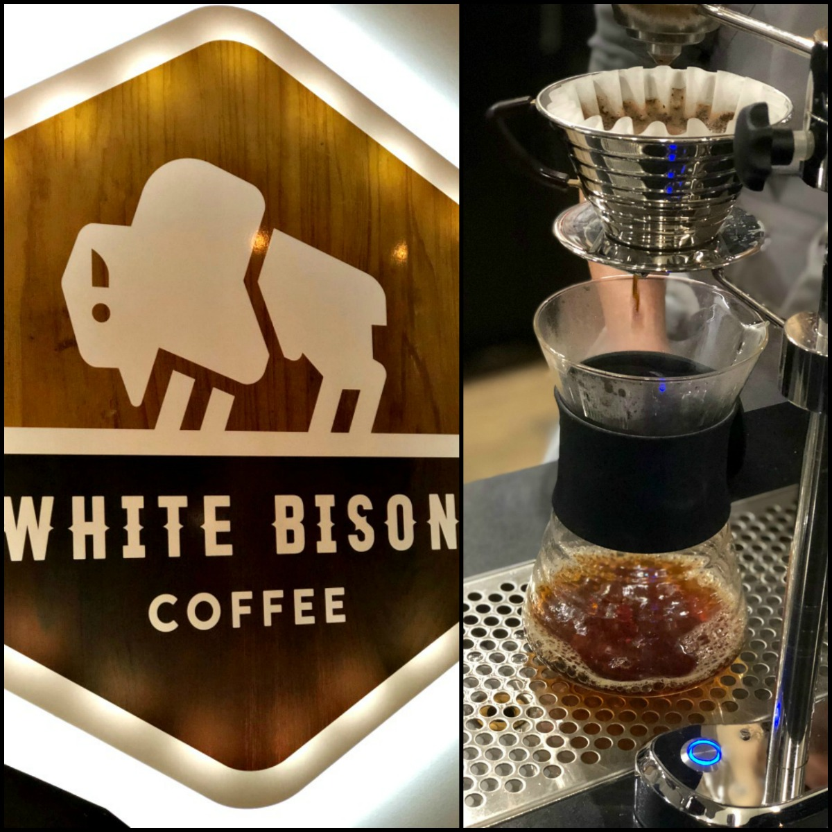 Quick Bites: White Bison Coffee from Spinach TIger