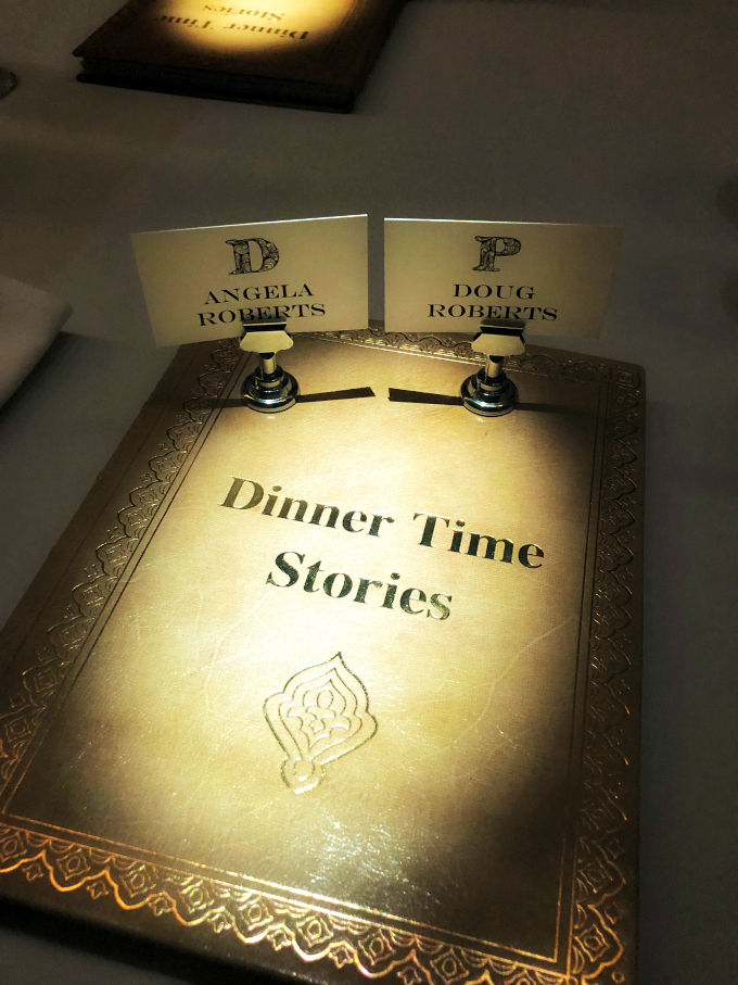 Nashville presents Dinner Time Stories from Spinach Tiger