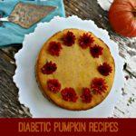 Diabetic Pumpkin Recipes