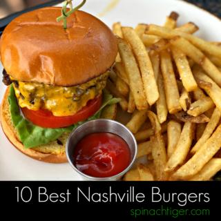 Best Burgers in Nashville