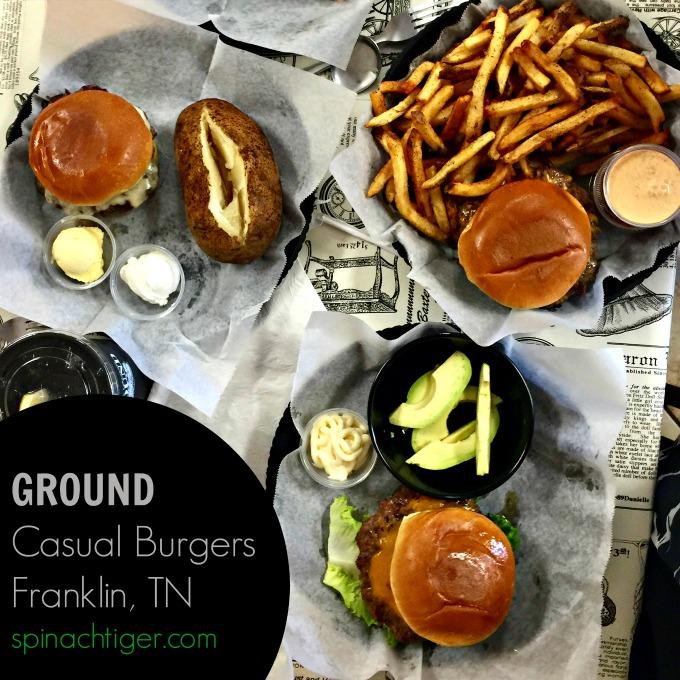 Nashville's Best Burgers: Ground from Spinach Tiger