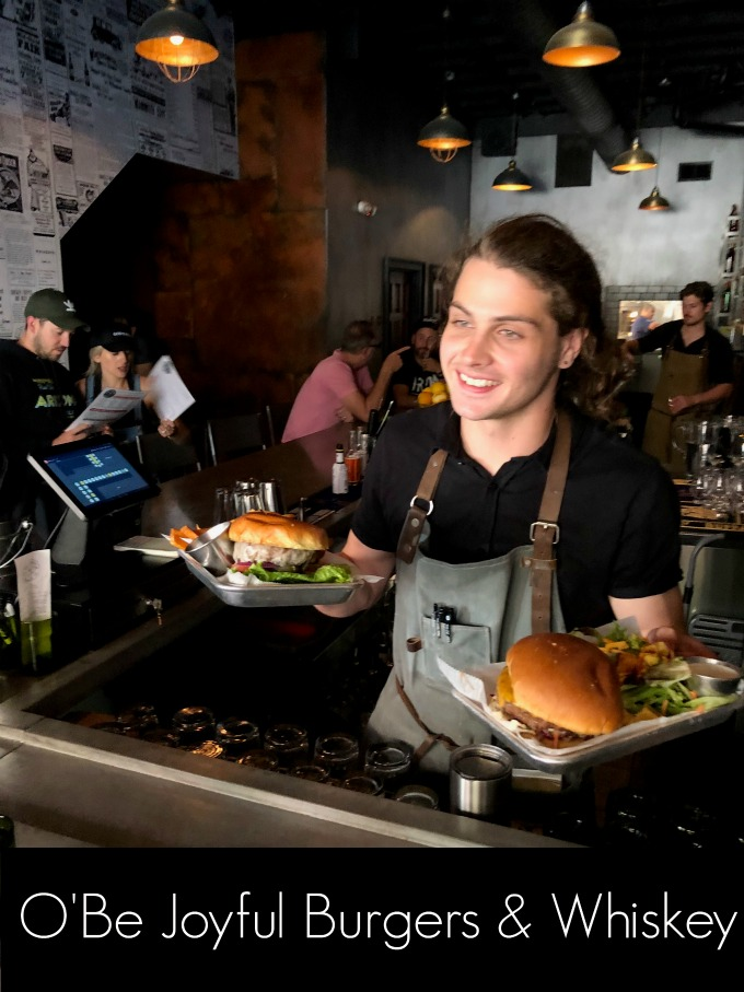 Nashville's Best Burgers: O'Be Joyful from Spinach Tiger