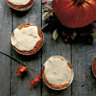 Keto Pumpkin Cupckaes