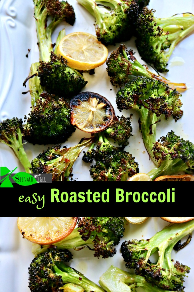 How to Make Roasted Broccoli Easy
