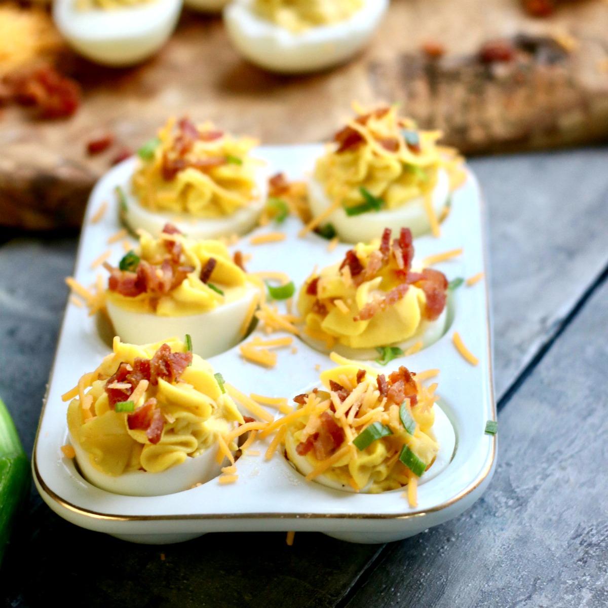 Keto easter food - Best Deviled Egg Recipe