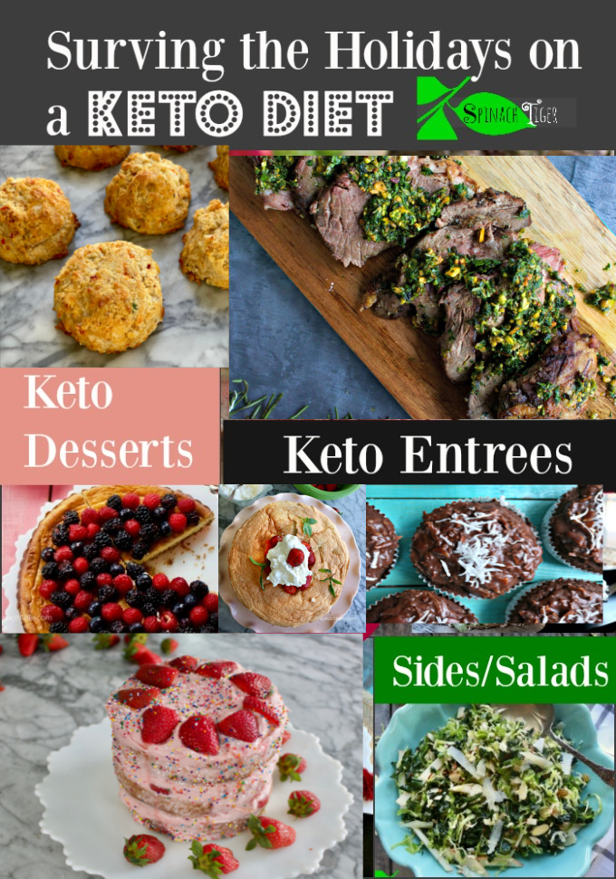 Keto Easter Dinner Recipes. Proteins, Sides, Appetizer and plenty of desserts. How to do a keto holiday cheat meal. via @angelaroberts