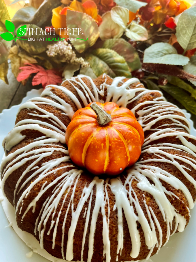 Keto Pumpkin Bundt Cake Recipe