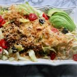 Taco Salad with Best Dressing