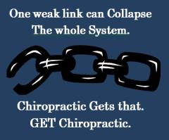 One weak link