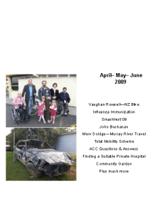 TASC newsletter June 2008