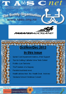 TASC Net newsletter December 2013