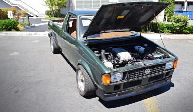 SPINA² VW Caddy