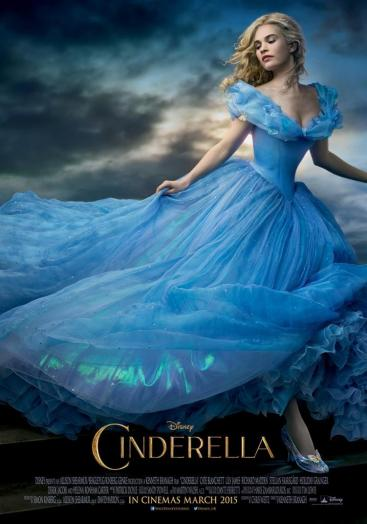 """Erstes Poster zu Disneys """"Cinderella"""""""