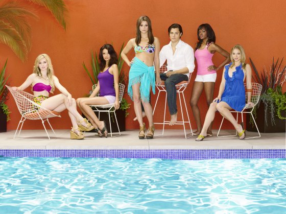 Die Serie The Lying Game im Disney Channel