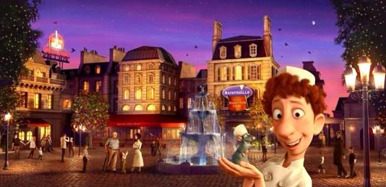 Ratatouille - The Adventure - Walt Disney Studios Paris